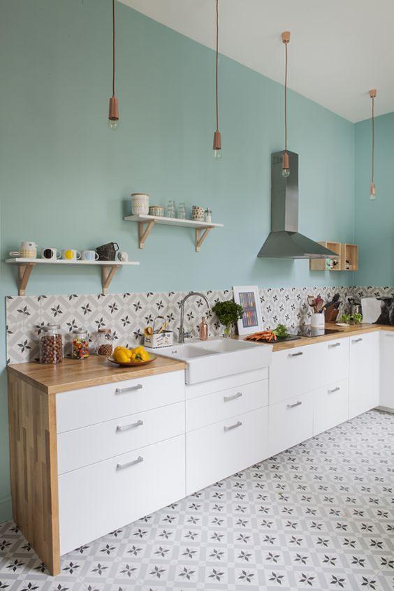 Móveis de cozinha modulada
