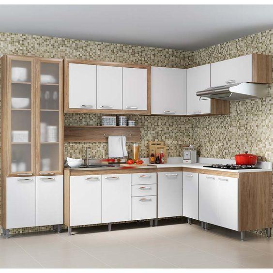 Moveis modulados de cozinha