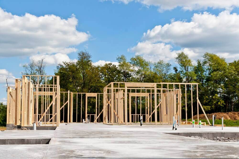 projeto de construção pré-moldado