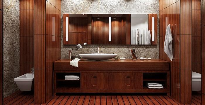 Armários de banheiro planejados encanta a decoração do ambiente