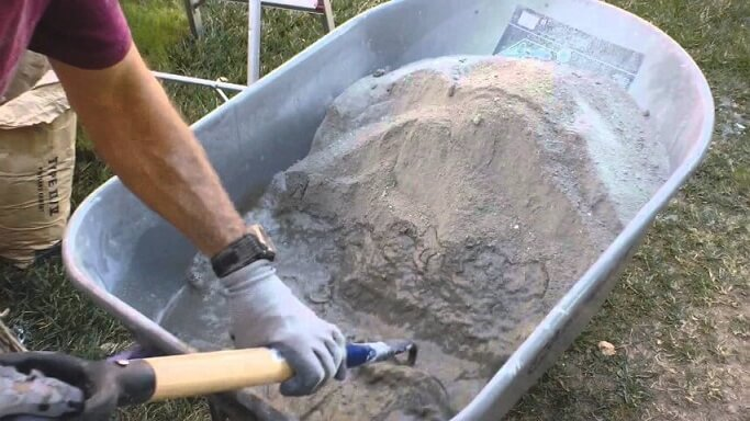 Como fazer concreto