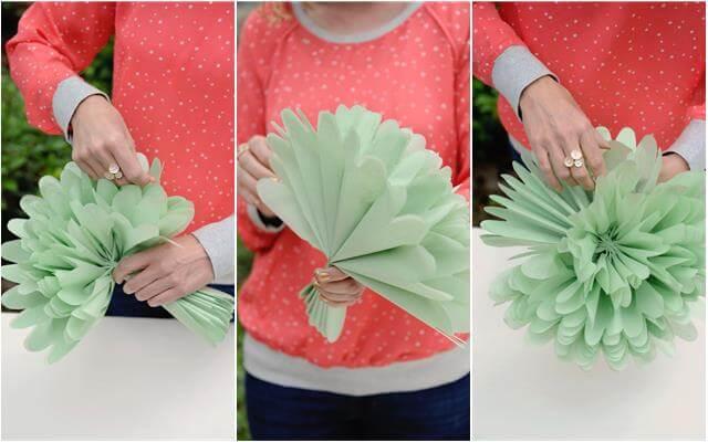 Flores De Papel 6 Formas De Fazer Moldes E 49 Modelos Para Inspirar