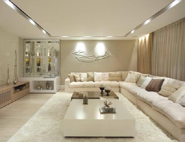 Cores para sala grande