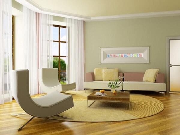 Cores para sala moderna