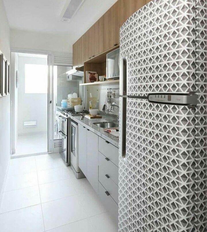 Estampas geométricas são puro charme na decoração. Fonte: BIS Studio de Arquitetura
