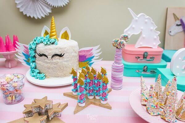 Festa De Unicornio Confira 90 Ideias De Decoracao Para O