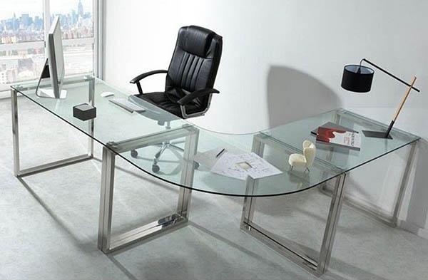 Mesa para escritório clean
