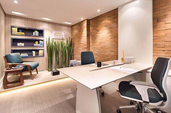 Mesa para escritório moderno