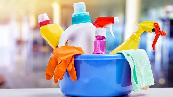 Produtos de limpeza multiuso