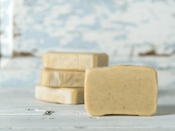 Produtos de limpeza sabão caseiro