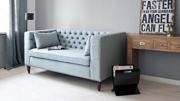 Salas modernas sofá pequeno