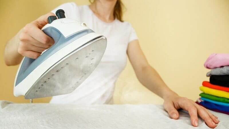 como passar lençol de elástico
