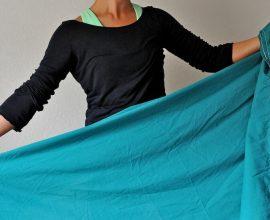 Aprenda como dobrar lençol de elástico de maneira fácil e rápida