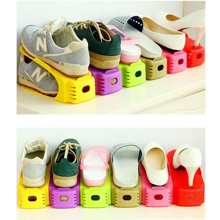 modelo de organizadores de sapatos
