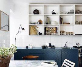 nichos decorativos para cozinha pequena