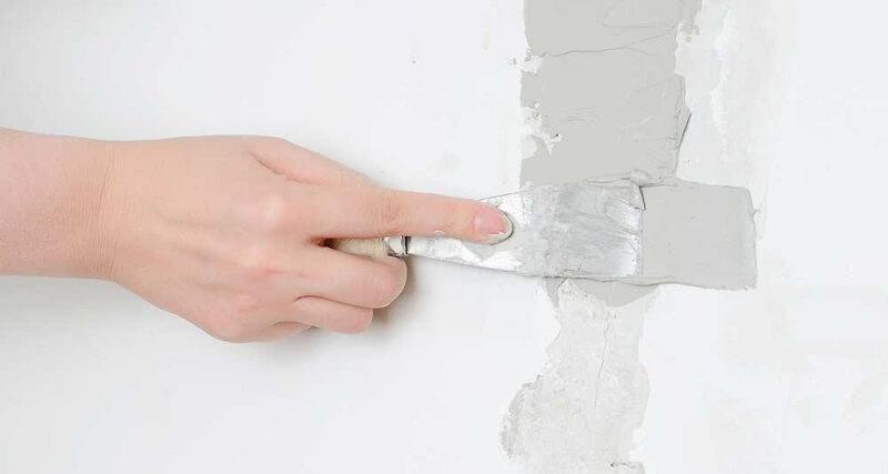 passo a passo como passar argamassa na parede