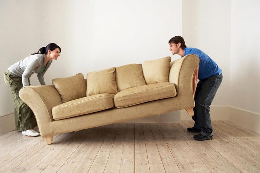 principais móveis para casa nova