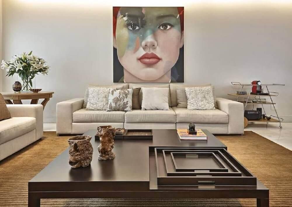 quadro para sala grande
