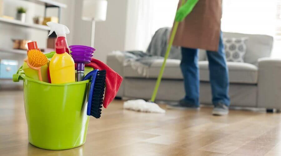saiba como limpar a casa
