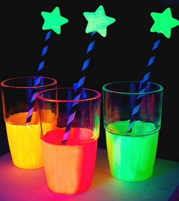 Detalhes que fazem toda a diferença na festa neon