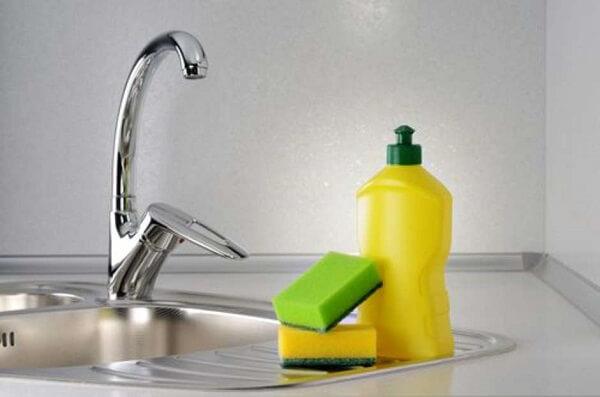 Detergente caseiro como fazer