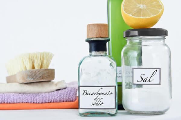 Detergente caseiro de limão