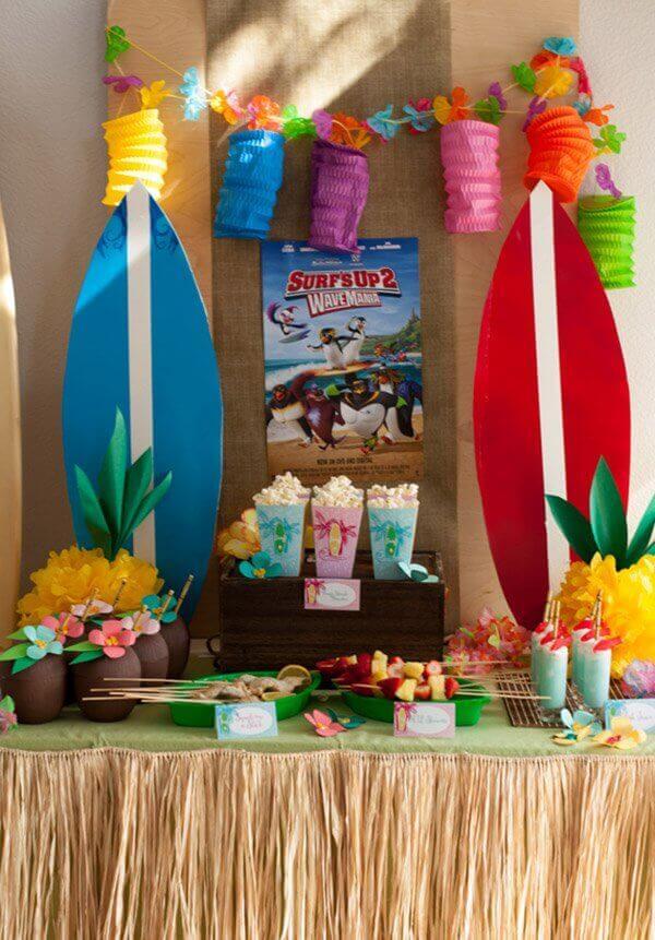 Festa havaiana festa havaí