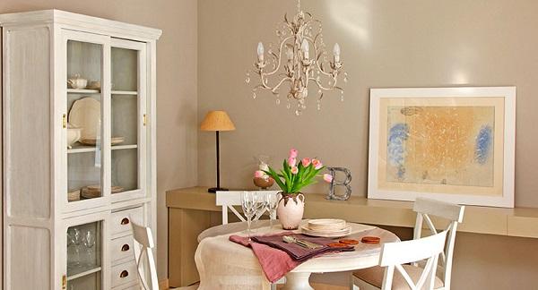 Lustres para sala de jantar pequena