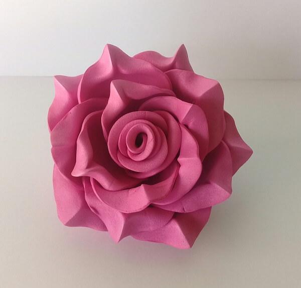 Modelo de flores de EVA
