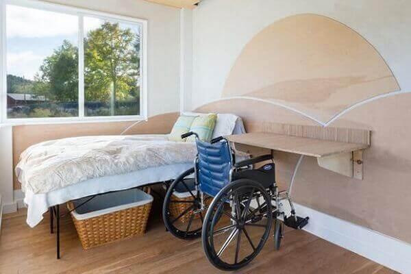 Modelos de casas para deficientes