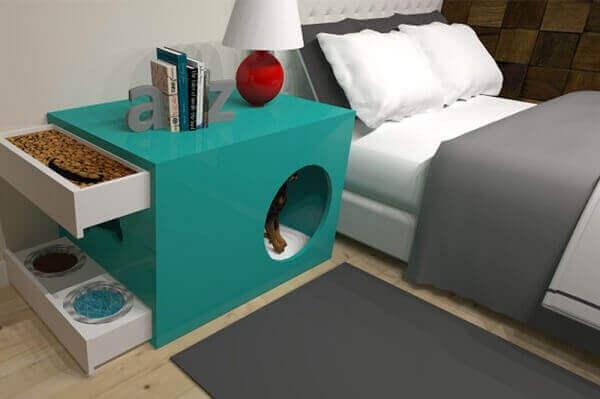 -Modelos de quartos planejado com pet