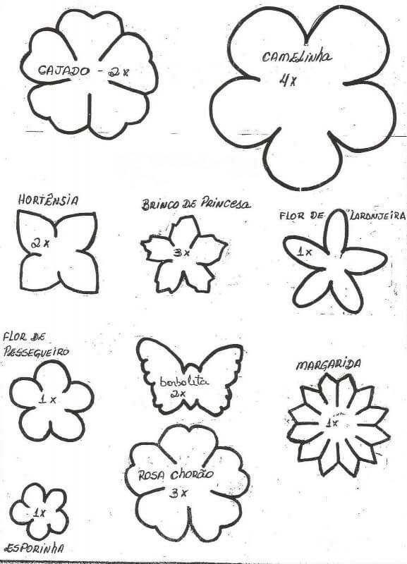 Flores De Eva 101 Modelos Criativos Para Se Inspirar
