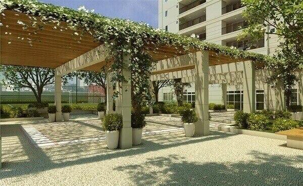 Trepadeira para decoração de jardins