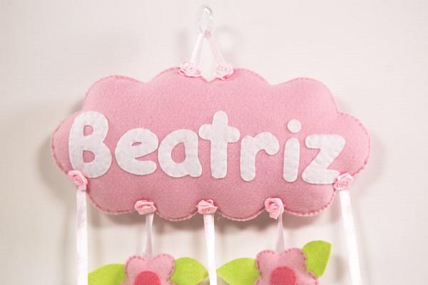 decoração infantil portas