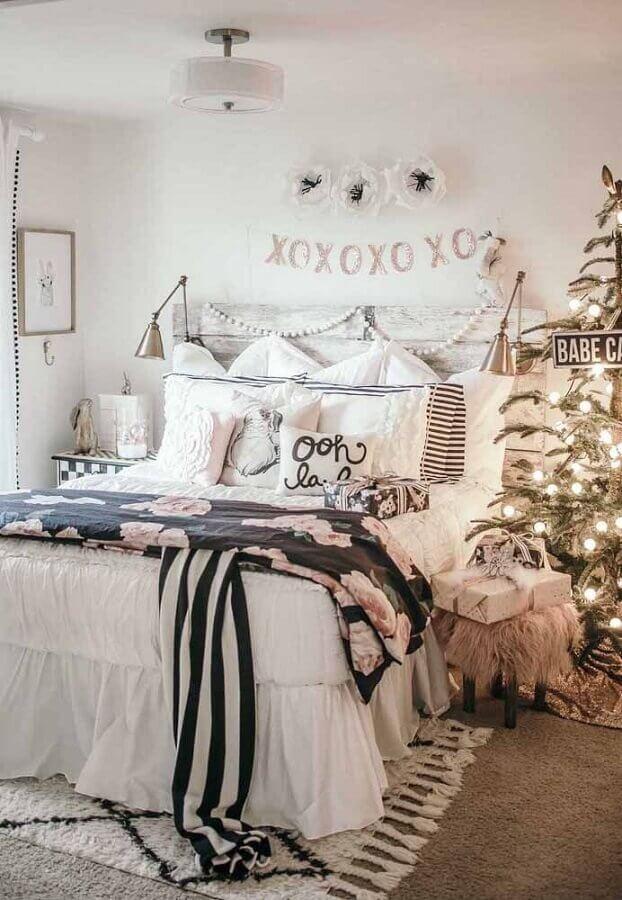 decoração para quarto com estilo hygge Foto Architectures Ideas