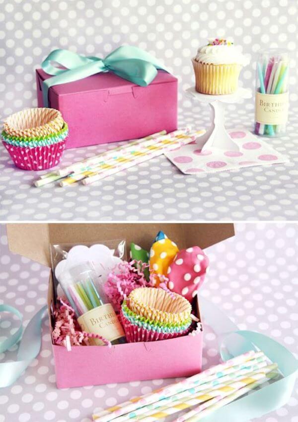 Dicas para ter uma festa na caixa inspiradora