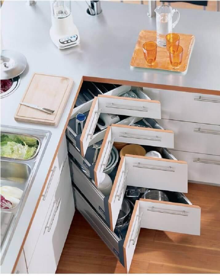 marcenaria planejada para armário de cozinha