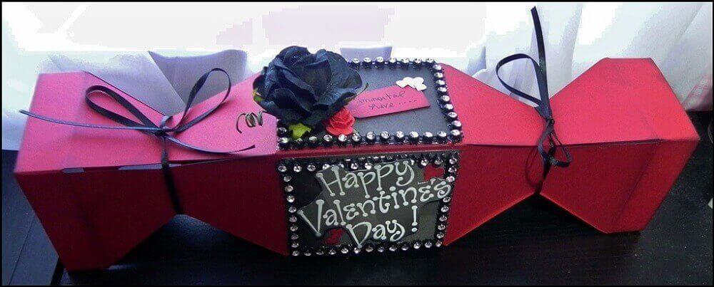modelo diferente de festa na caixa para namorado - Foto Bosskut