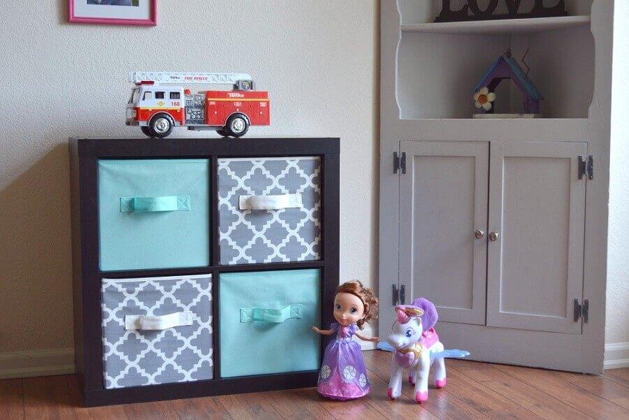 saiba como organizar brinquedos Foto Mommy Scene