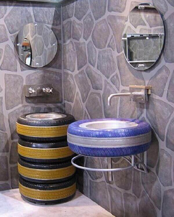 Artesanatos em geral para banheiro