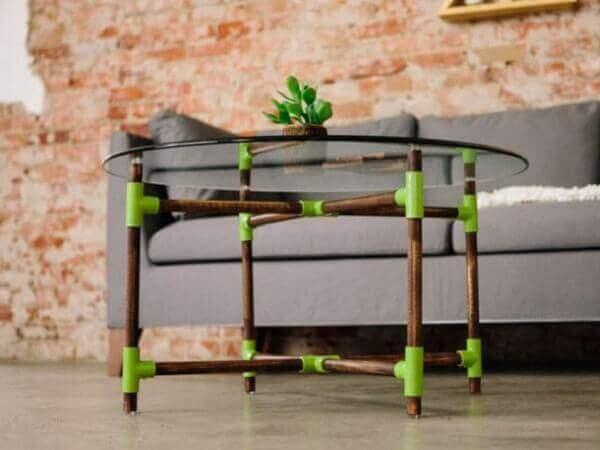 Artesanatos para sala de estar