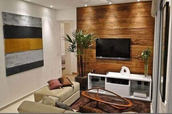 Como decorar uma sala pequena de forma criativa