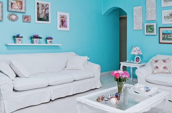 Como decorar uma sala provençal