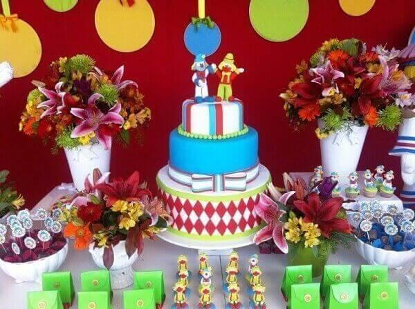Decoração dia das crianças Patati Patatá