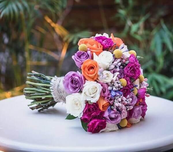 Flores lindas buquê de flores