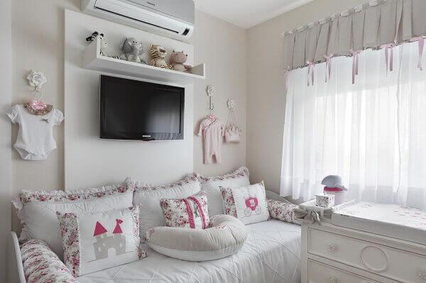 Painel para quarto de bebê