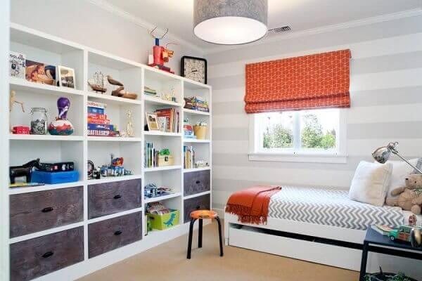 Quarto de criança para apartamento