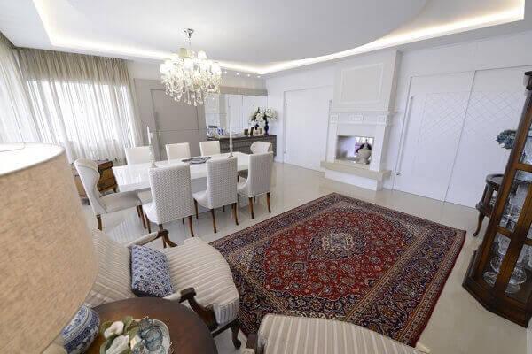 Tapete persa é tendencia na decoração