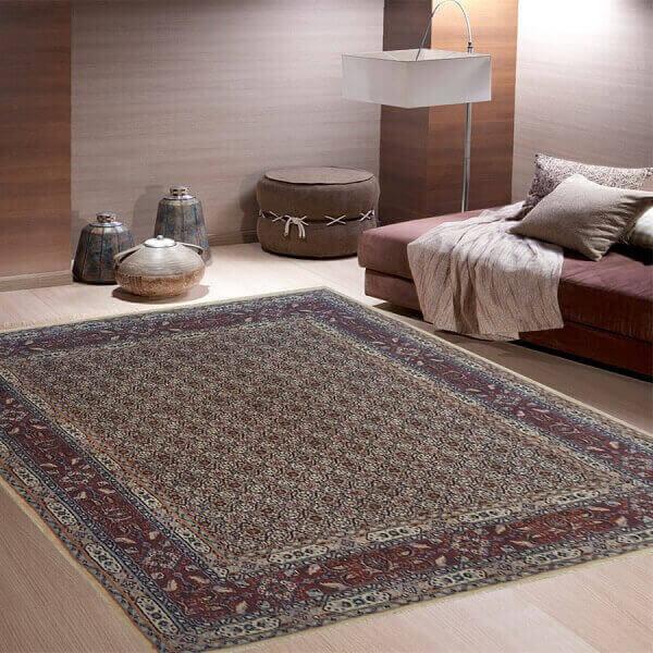 Tapete persa é uma peça elegante