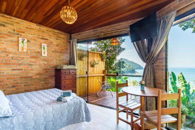 Tendências de decoração para casas de praia. Fonte: Viagem e Turismo